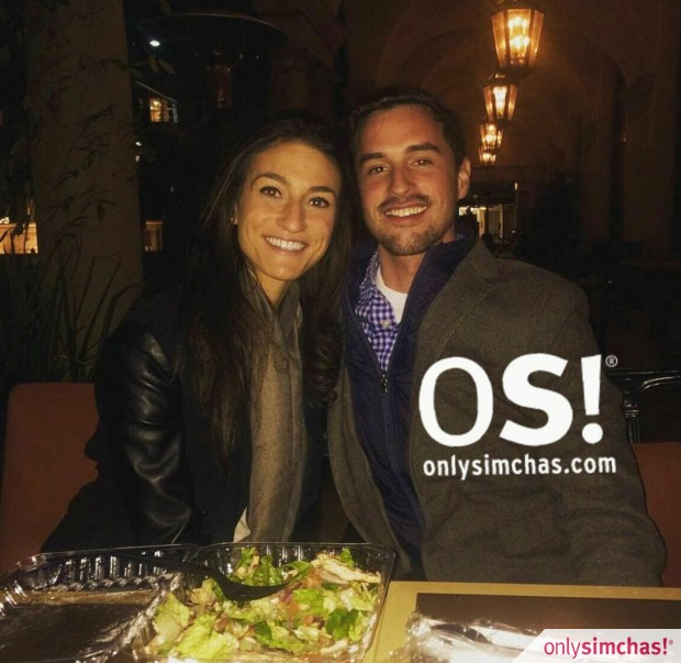 Engagement of Avi Vogel & Penina Davidoff - Only Simchas